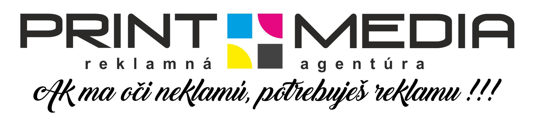 PRINTMEDIA, reklamná agentúra Michalovce